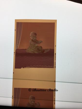 Kodak 160NC colour negative